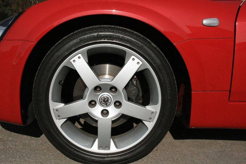2003 Vauxhall VX220 For Sale (picture 4 of 6)