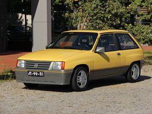 1986 Vauxhall Nova 1.3 SR | Opel Corsa 1.3 GT