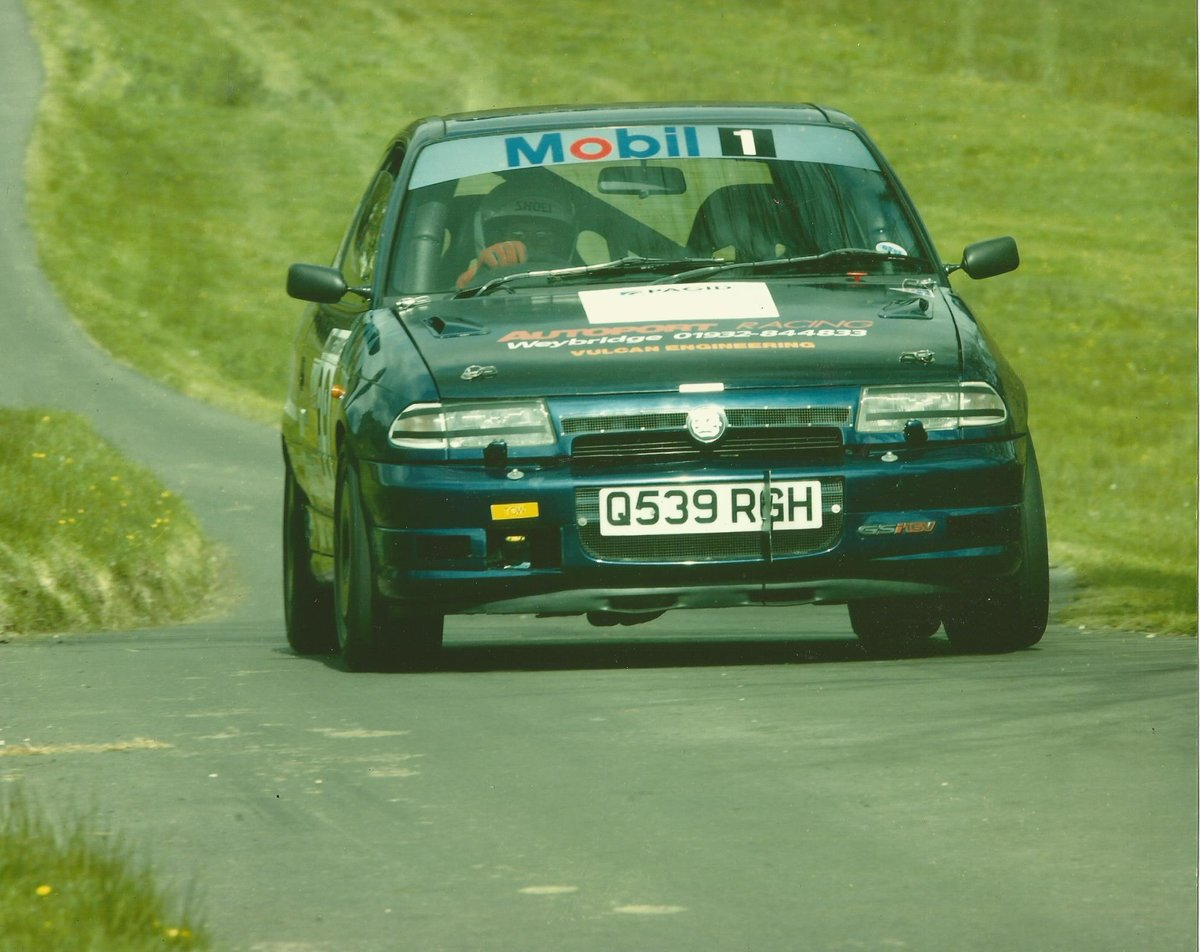 1995 Classic Race Car Vauxhall Astra Mk3 GSi GrpN/A For Sale (picture 1 of 6)