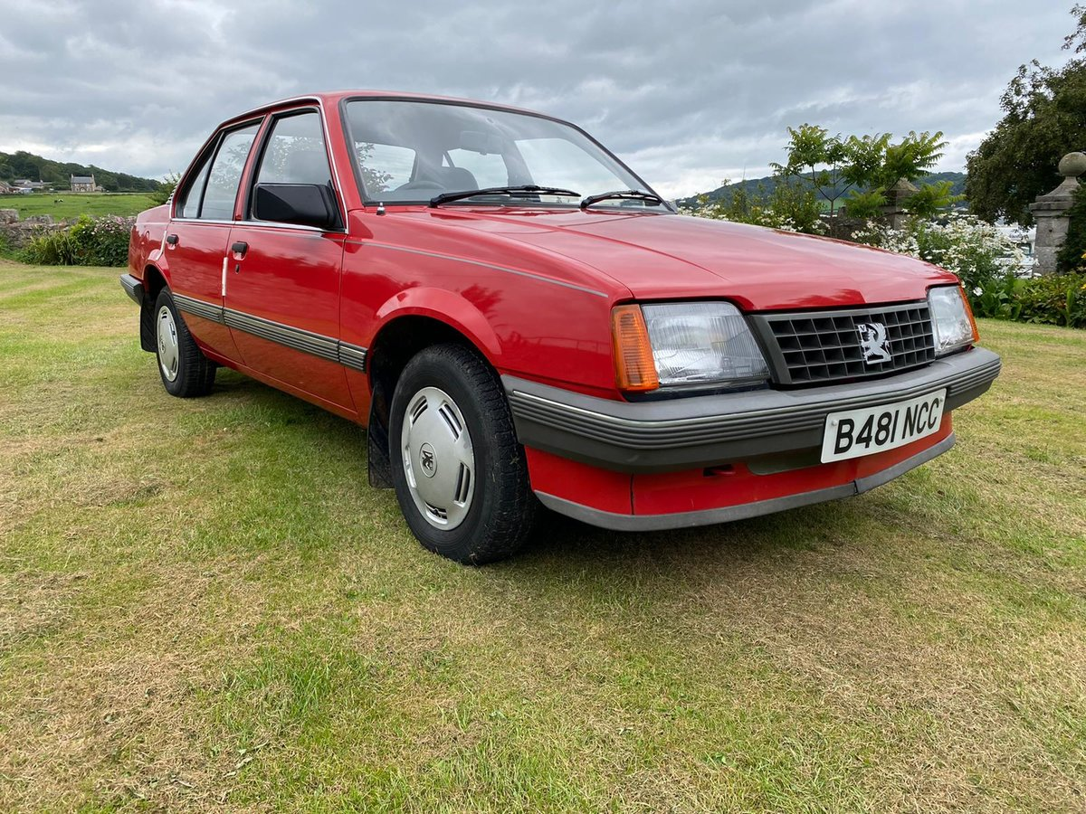 1986 Vauxhall Cavalier SOLD (picture 2 of 6)