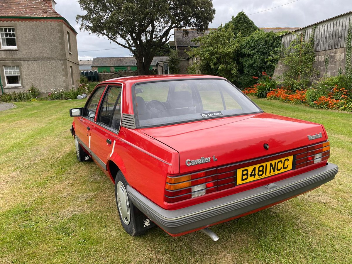 1986 Vauxhall Cavalier SOLD (picture 3 of 6)