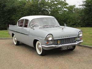 1959 Vauxhall Cresta PA at ACA 22nd August