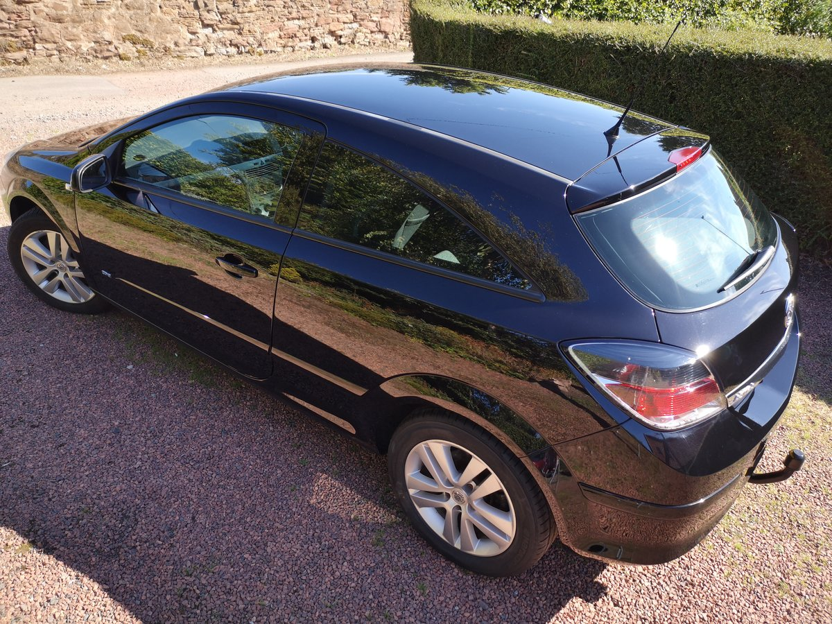 2009 Vauxhall Astra For Sale (picture 1 of 6)