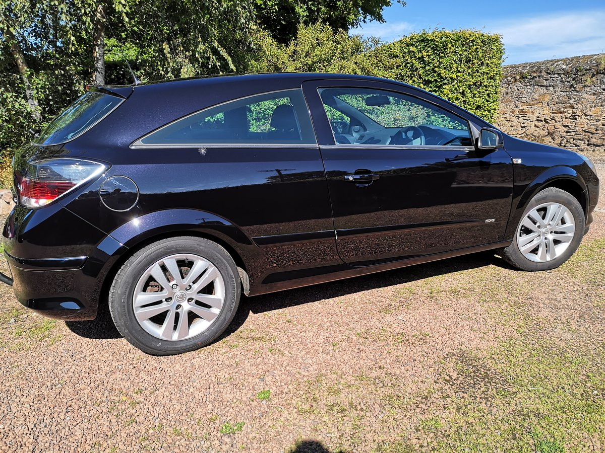 2009 Vauxhall Astra For Sale (picture 3 of 6)