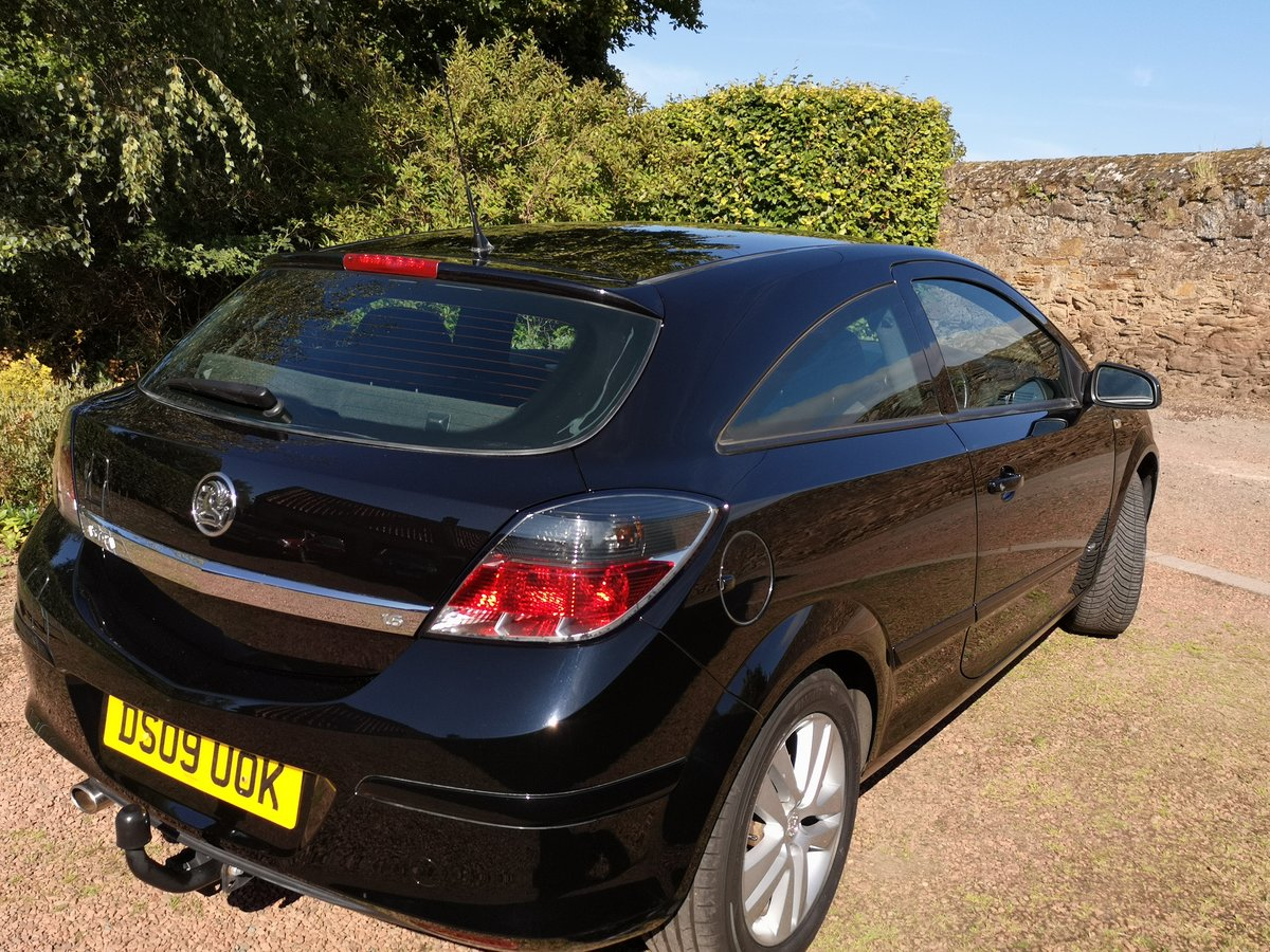 2009 Vauxhall Astra For Sale (picture 5 of 6)