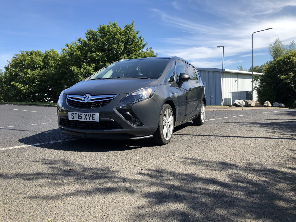 2015 Zafira tourer For Sale (picture 1 of 6)