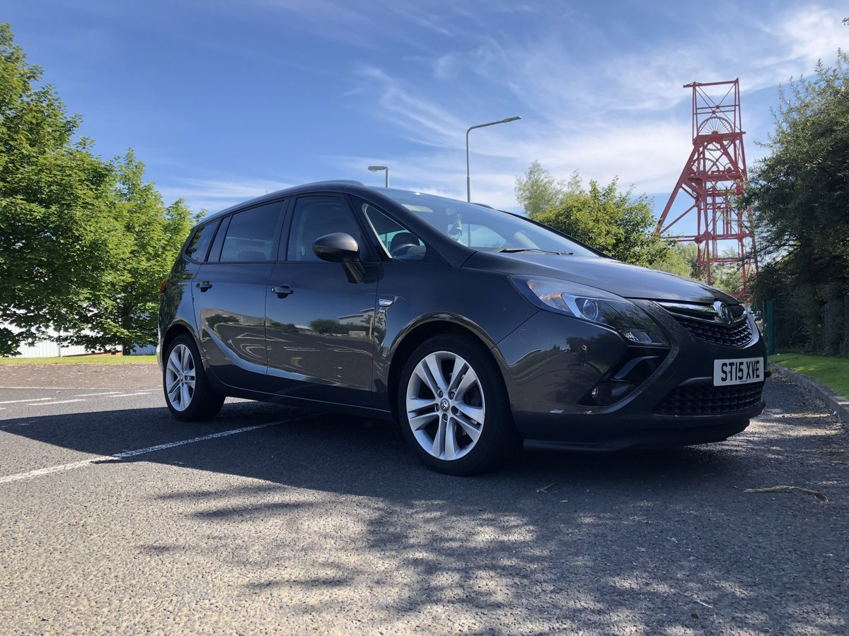 2015 Zafira tourer For Sale (picture 2 of 6)