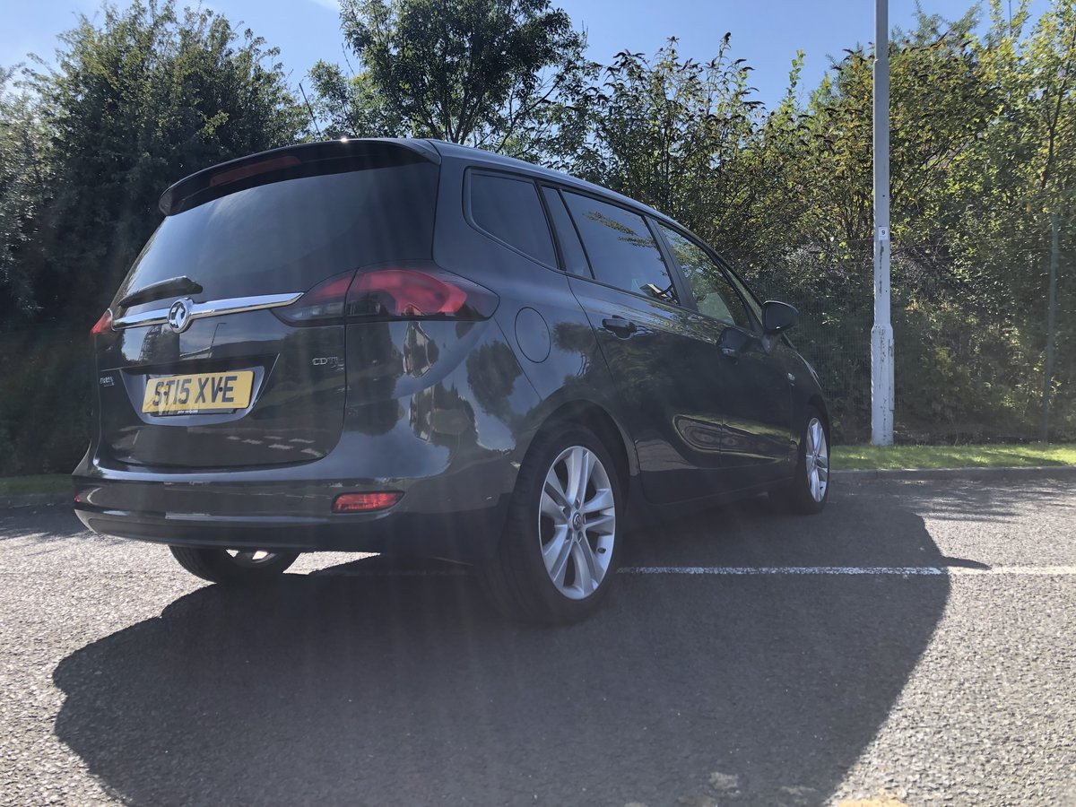 2015 Zafira tourer For Sale (picture 3 of 6)