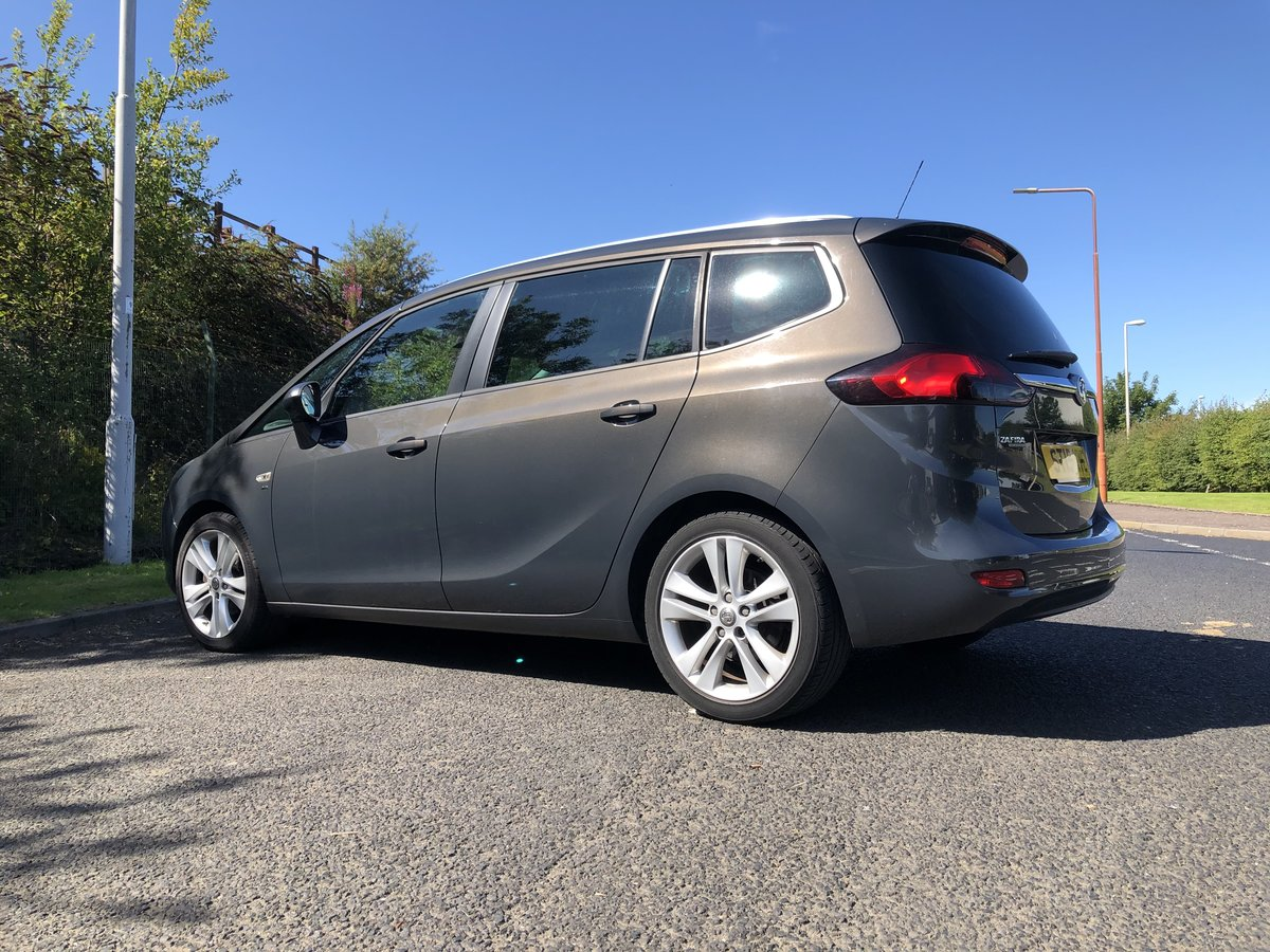 2015 Zafira tourer For Sale (picture 4 of 6)