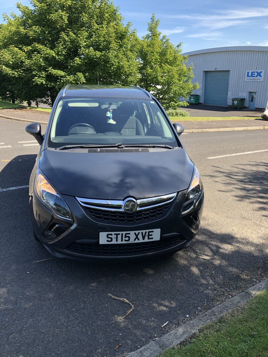 2015 Zafira tourer For Sale (picture 5 of 6)