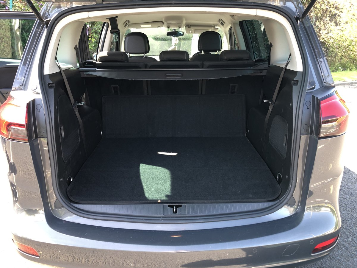 2015 Zafira tourer For Sale (picture 6 of 6)