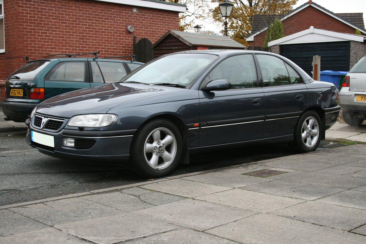 Vauxhall Omega 3.0 Elite