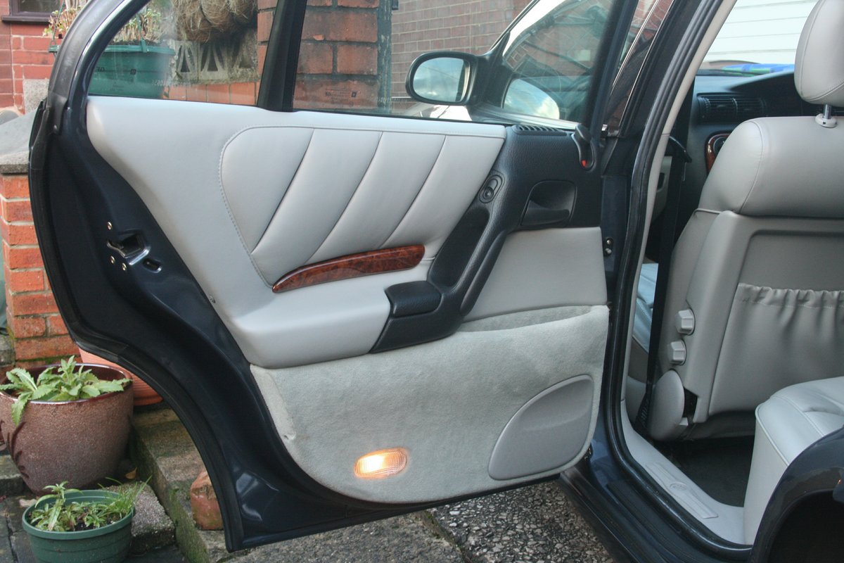 1996 Vauxhall Omega 3.0 Elite Concours Condition For Sale (picture 4 of 6)