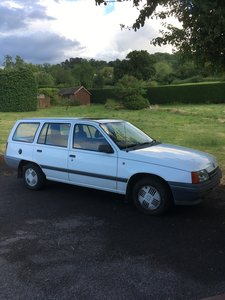 Picture of 1991 Astra Mk2 1.4L 5Dr Estate