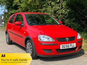 2006 Vauxhall Corsa 1.0 Classic Life -  22,930 Miles!! For Sale