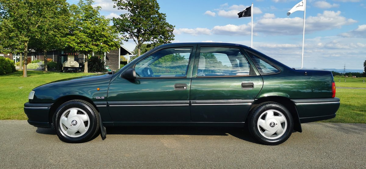 1995 Vauxhall cavalier 1.7 td only 52k miles For Sale (picture 3 of 6)