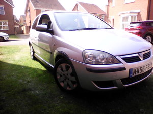 Vauxhall corsa sxi exclusive 64k swap