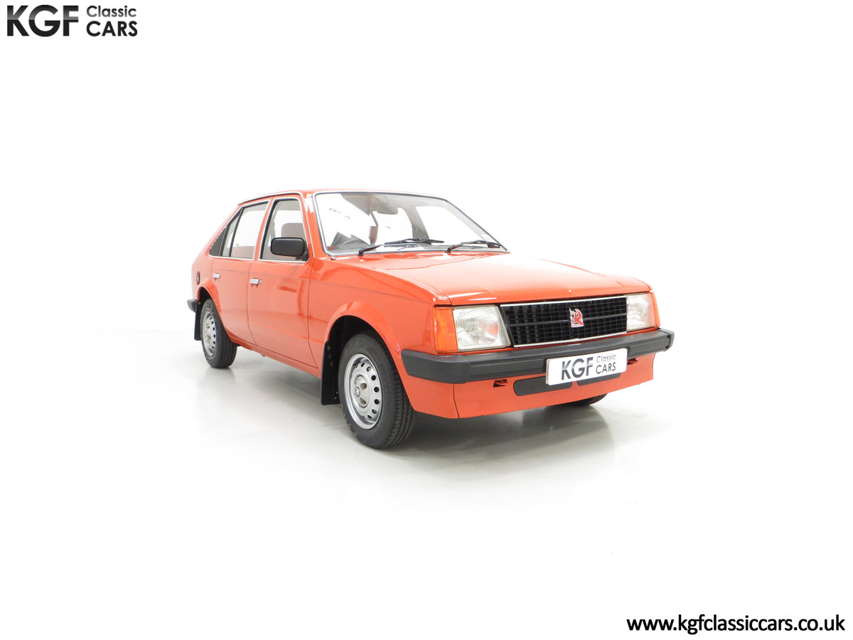 1980 The Most Incredible Mk1 Vauxhall Astra L 1300S, 10,448 Miles SOLD (picture 1 of 24)