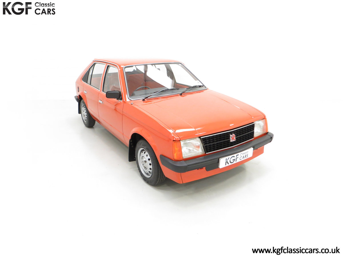1980 The Most Incredible Mk1 Vauxhall Astra L 1300S, 10,448 Miles SOLD (picture 2 of 24)