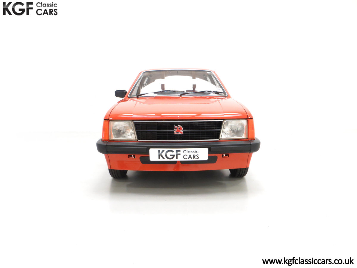 1980 The Most Incredible Mk1 Vauxhall Astra L 1300S, 10,448 Miles SOLD (picture 3 of 24)