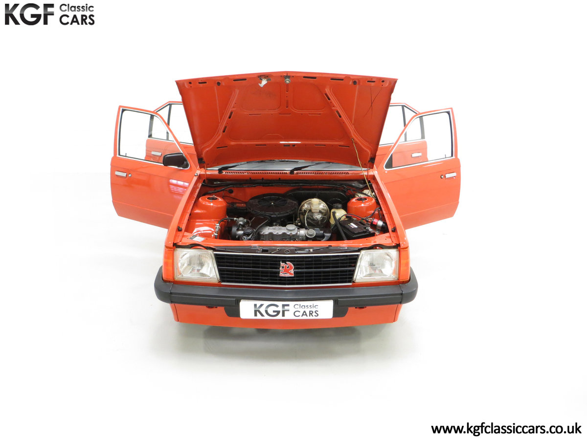 1980 The Most Incredible Mk1 Vauxhall Astra L 1300S, 10,448 Miles SOLD (picture 4 of 24)