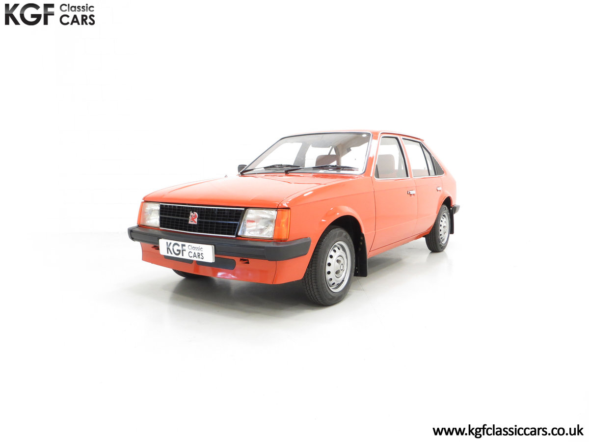 1980 The Most Incredible Mk1 Vauxhall Astra L 1300S, 10,448 Miles SOLD (picture 6 of 24)
