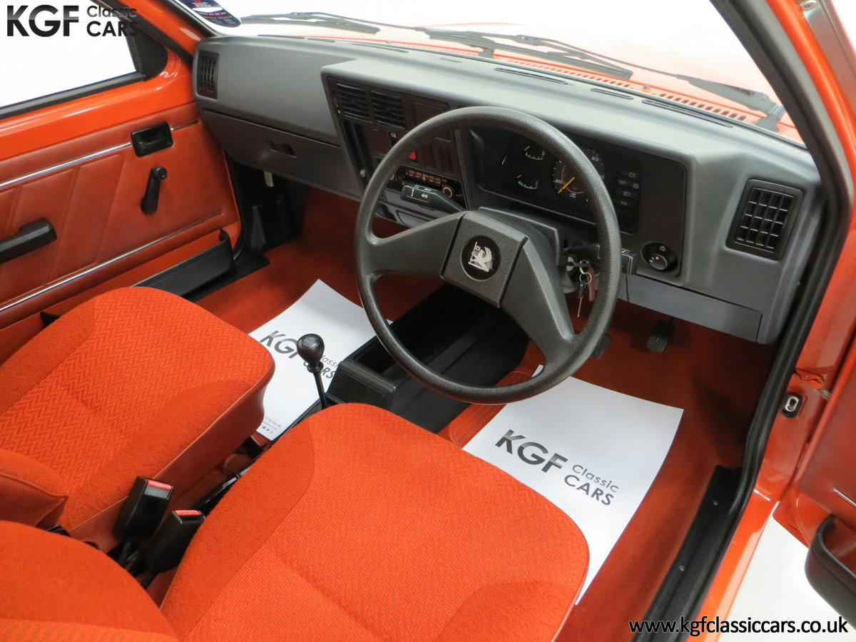 1980 The Most Incredible Mk1 Vauxhall Astra L 1300S, 10,448 Miles SOLD (picture 18 of 24)