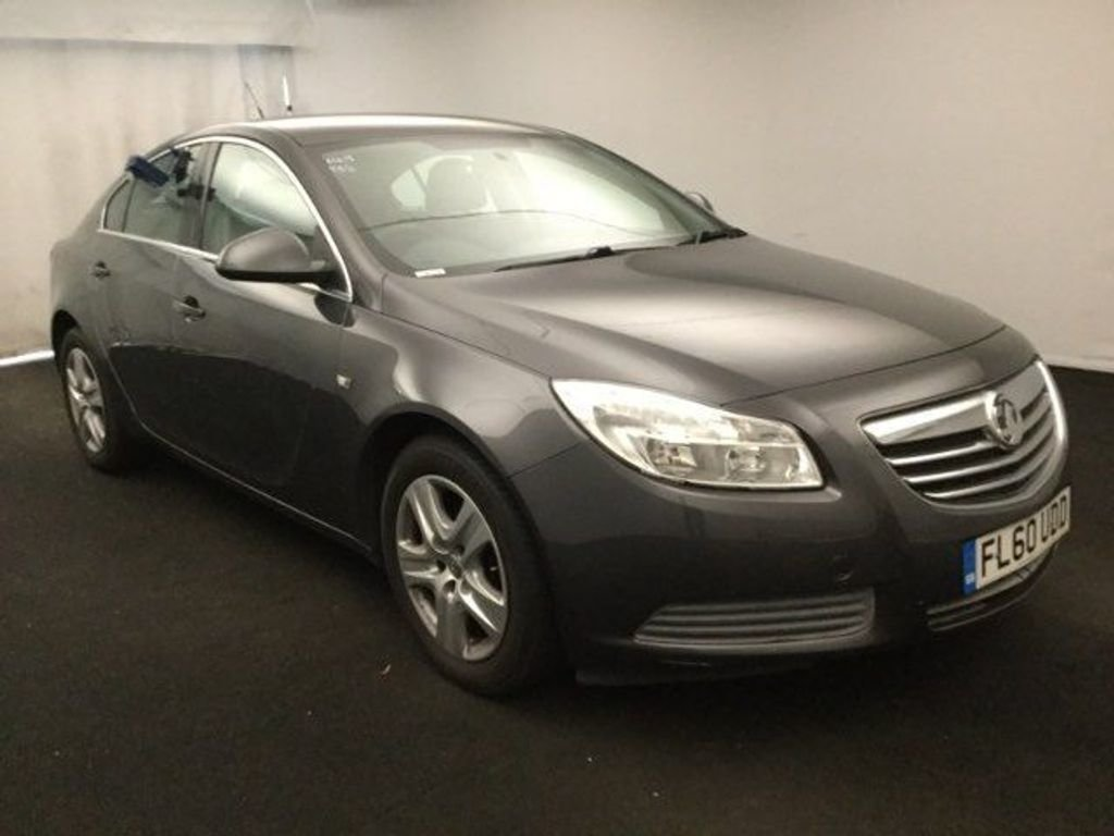 2010 Vauxhall Insignia 2.0 CDTi 16v Exclusiv 5dr For Sale (picture 1 of 3)
