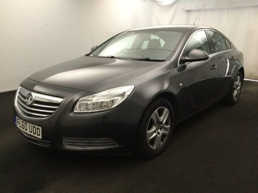 2010 Vauxhall Insignia 2.0 CDTi 16v Exclusiv 5dr For Sale (picture 2 of 3)