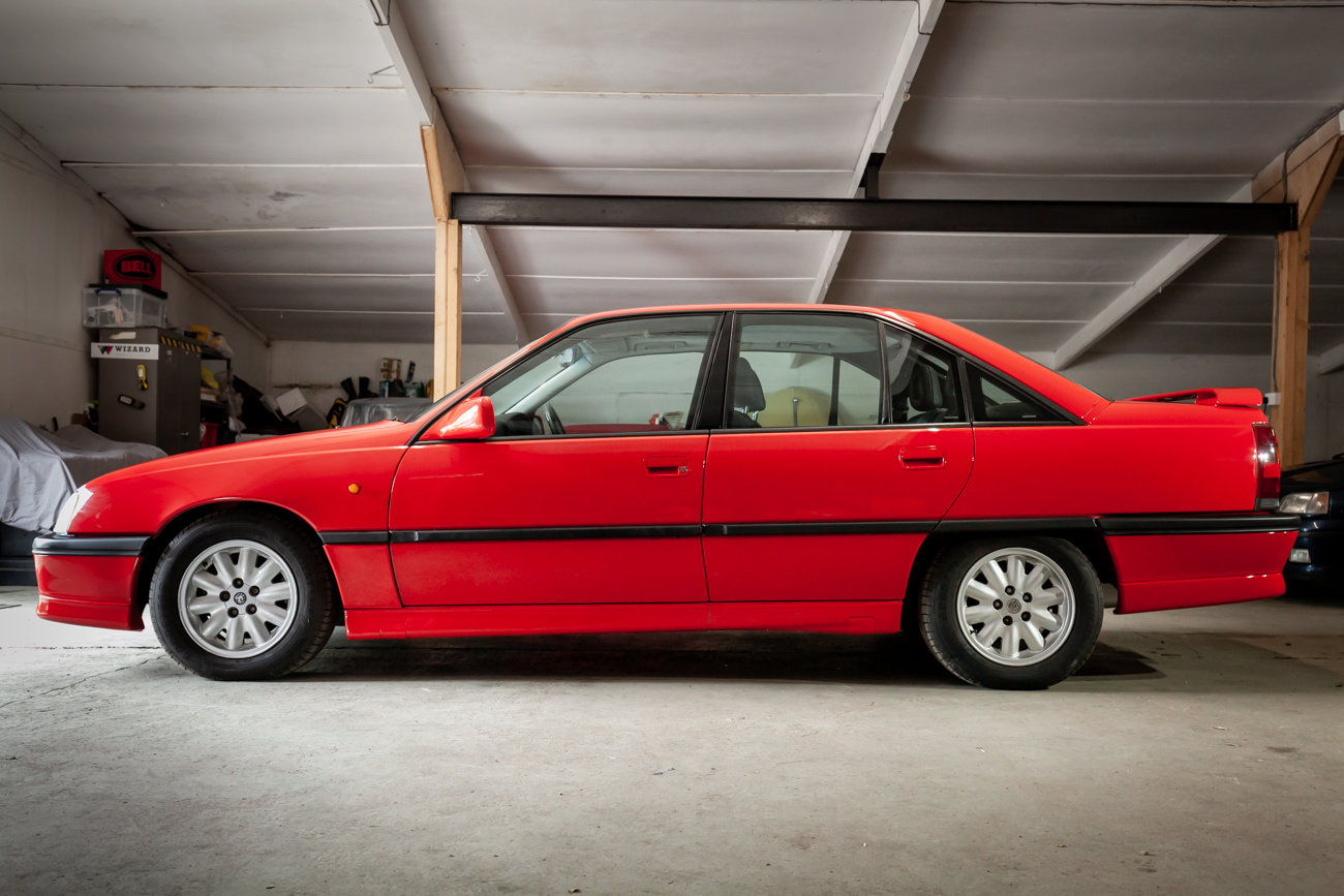 1993 Vauxhall Carlton GSi 3000 24V For Sale (picture 4 of 20)