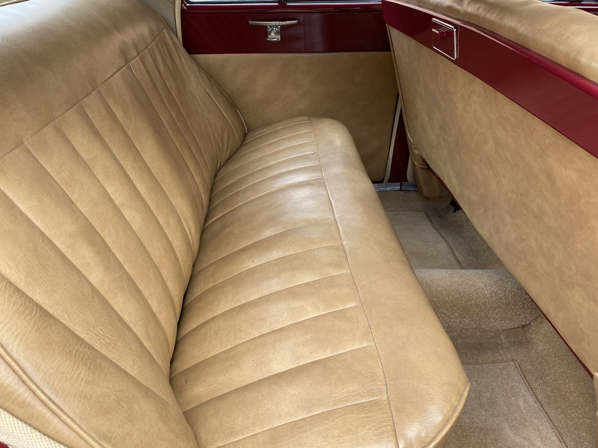 1952 Vauxhall Wyvern E Series. Stunning Car. SOLD (picture 5 of 6)
