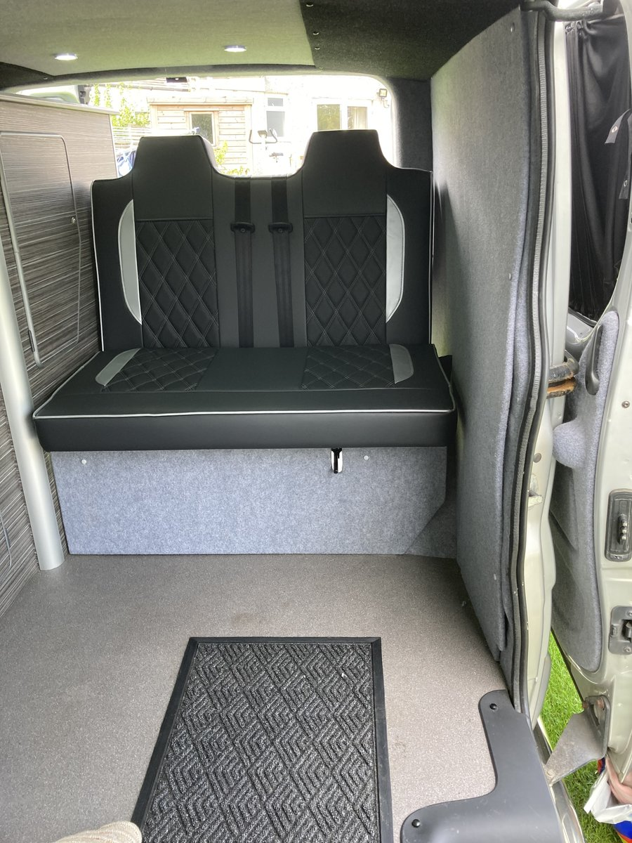 2007 brand new camper conversion by Camperholics Brecon SOLD (picture 1 of 6)