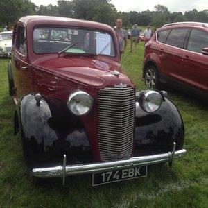 Vauxhall J14 six cylinder