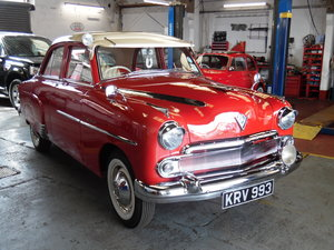 Picture of 1955 Vauxhall Cresta 2.2 3 Speed petrol 61,000 Miles