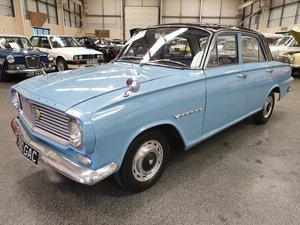 **OCTOBER ENTRY** 1963 Vauxhall Victor FB Deluxe