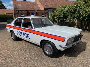**OCTOBER ENTRY** 1978 Vauxhall VX 2300