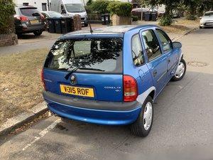 1999 Vauxhall Corsa Mk 1 ( low miles )