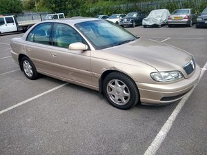 Picture of 2001 Vauxhall Omega - 41,000 miles, one owner from new.