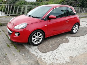 Vauxhall Adam Long mot, FSH, nice spec & hpi clear