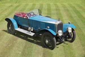1925 Vauxhall 30/98 OE Wensum