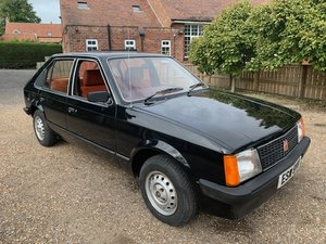 **OCTOBER ENTRY** 1982 Vauxhall Astra 1.6