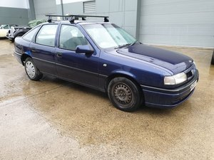 1995 **OCTOBER ENTRY**  Vauxhall Cavalier *Project*