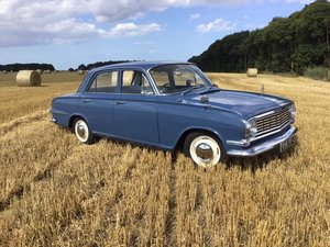 1961 Vauxhall victor fb