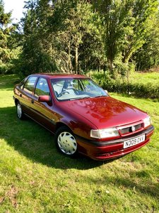1995 Ist October Auction entry - physical sale! Cavalier Classic