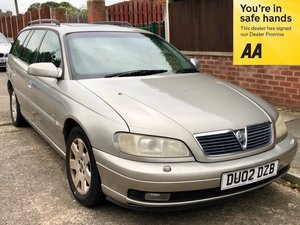 Vauxhall Omega Estate 2.2 Automatic Elite - Leather