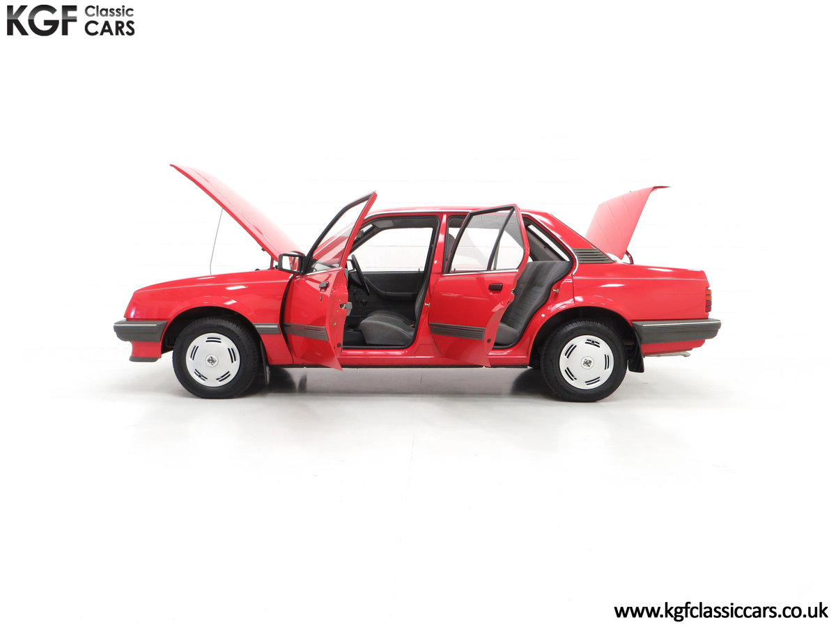 1985 A Factory Original Vauxhall Cavalier Mk2 L 1600 29,992 Miles SOLD (picture 7 of 24)