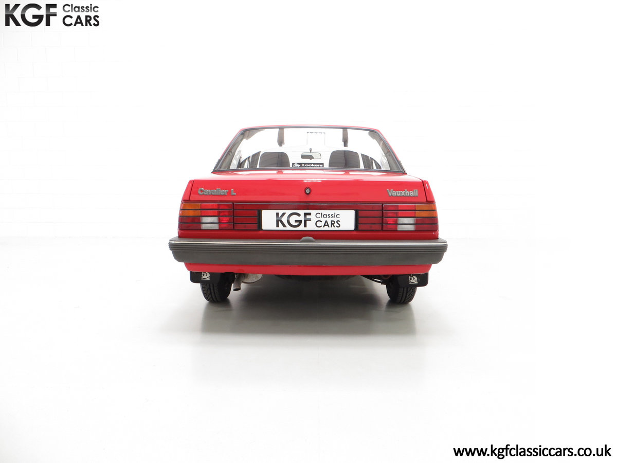 1985 A Factory Original Vauxhall Cavalier Mk2 L 1600 29,992 Miles SOLD (picture 10 of 24)