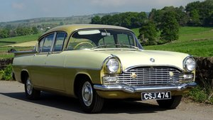 1961 VAUXHALL CRESTA VERY RARE COLOUR SCHEME AND INTERIOR
