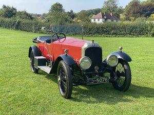 1921 Vauxhall 30/98 'E' Type