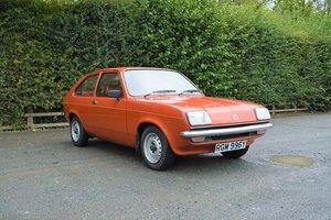 1982 Vauxhall Chevette L